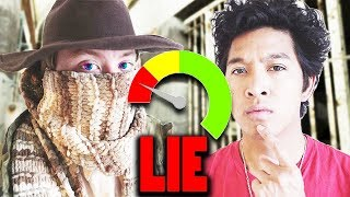 IS CHAD Wild Clay Treasure Hunter?? Lie Detector Test!