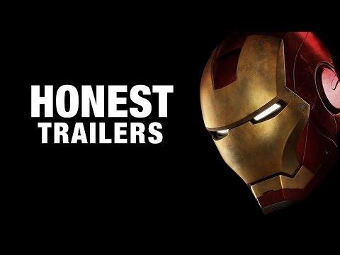 Honest Trailers Iron Man