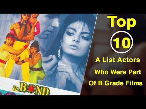 Xxx Mp4 A List Actors Who Were Part Of B Grade Films Bollywood Facts FactsWacts 3gp Sex