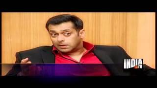 Salman Khan in Aap Ki Adalat - Promo 1