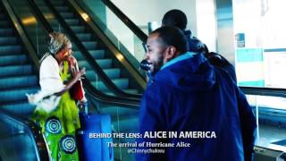 Behind the lens: Alice in America