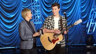 Shawn Mendes Performs 'Life of the Party'
