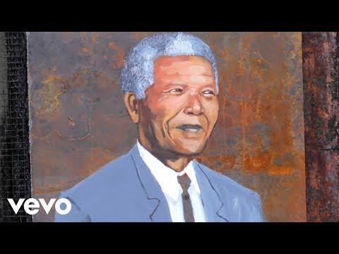 U2 Ordinary Love From Mandela OST Lyric Video