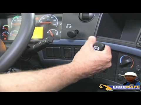 Volvo FH12 video de instruccion para el conductor Parte 2