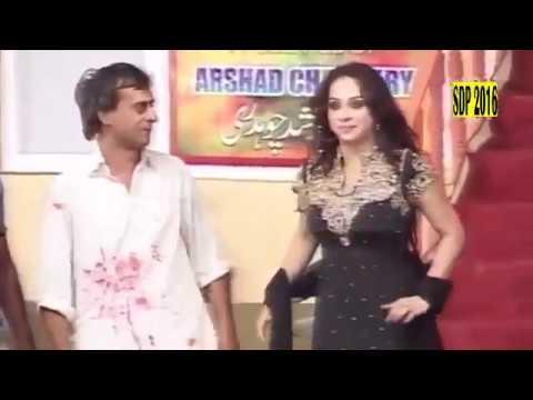 Xxx Mp4 Sexy Hot Hot Nida Chaudhery Iftikhar Thakur Pakistani Stage Drama 2015 3gp Sex