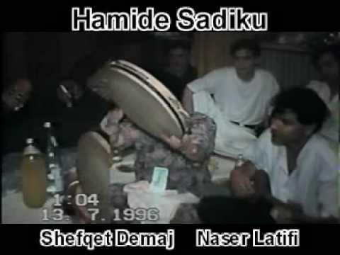 Hamide Sadiku Shefqet Demaj Naser Latifi Clip 2