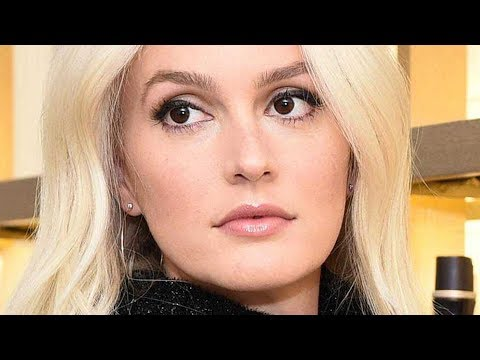 Xxx Mp4 The Tragic Real Life Story Of Leighton Meester 3gp Sex