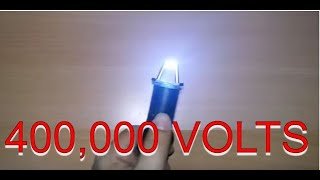 How to make Simple Easy Powerful (400,000 volts) Stun Gun (taser)