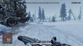Double kill: Truck and prone sniper
