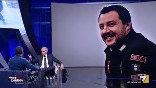 MATTEO SALVINI SU NON È L