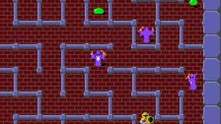 Arcade Game: Tower of Druaga (1984 Namco)