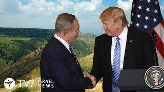 U.S. recognizes Israel
