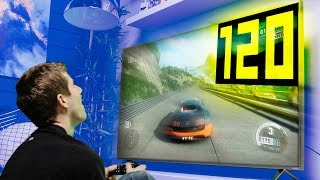 120Hz PC Gaming - On a TV!!