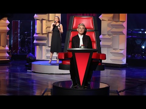 Ellen Presents The Voice