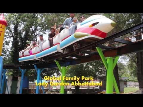 Global Family Park Lady Garden Abbottabad