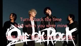 ONE OK ROCK    ---heartache 歌詞&和訳付き---