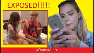 Jake Paul & Erika Costell EXPOSED by Alissa Violet #DramaAlert RiceGum vs Team 10 - KSI vs Sidemen!