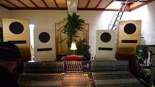 Recording Studio Tour With Daniel Lanois