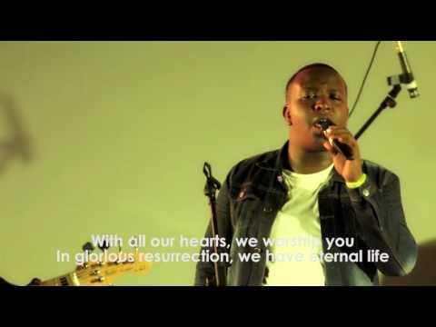 GLORIOUS RESURRECTION by Asaph Worship Band( Official Video 2017) Rwanda Gospel Music 2017