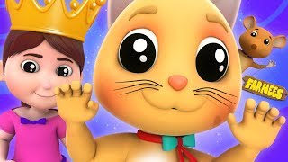Pussy Cat Pussy Cat | Nursery Rhymes For Children by Farmees