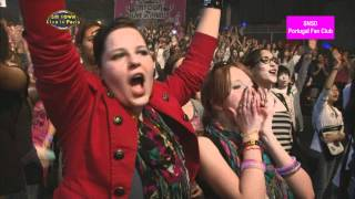 SNSD in Paris France (Girls Generation 少女時代 HD sm town live mv pv)