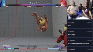 Street Fighter V Arcade Edition: Mysterious Mod