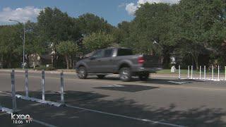 Changes coming to Austin program that installs neighborhood speed bumps