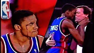 NBA Players Vs Coaches