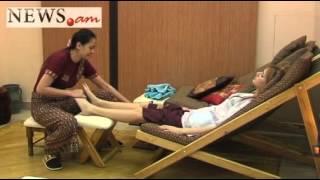 Тайский массаж ступней