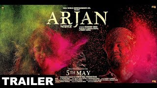 Arjan (Trailer) Roshan Prince | Prachi Tehlan | Releasing 5th May 2017 | Latest Punjabi Movie 2017