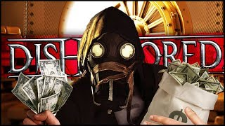BUTTER KNIFE BANK HEIST!   Dishonored: Death of the Outsider Funny Moments