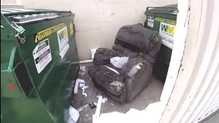Dumpster Diving- Did You Know Corporate America Does This Everyday?