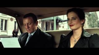 Briefing with Vesper Lynd [James Bond Semi Essentials]