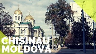 CHISINAU, MOLDOVA - IS IT THE MOST BORING CITY IN EUROPE? NO! - The Tao of David