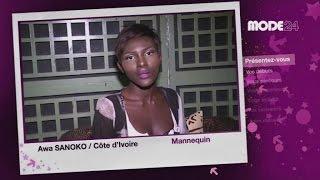 MODE24 - Côte d'ivoire: Awa Sanoko, Mannequin