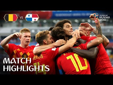 Xxx Mp4 Belgium V Panama 2018 FIFA World Cup Russia™ Match 13 3gp Sex
