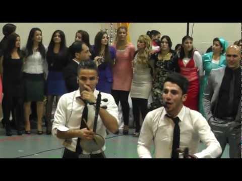 Daweta Ayseri Kurdische Hochzeit Mannheim Berber Hezexi Hezexi MUSIC Kamanca Part 3