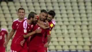 Lebanon vs Laos: 2018 FIFA WC Russia & AFC Asian Cup UAE 2019 (Qly RD 2)