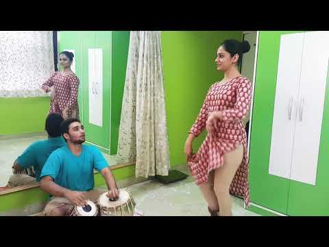 Xxx Mp4 Nikita Banawalikar Kathak Practice Session 3gp Sex