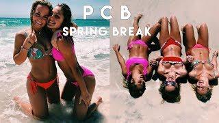 PANAMA CITY BEACH // Spring Break 2018
