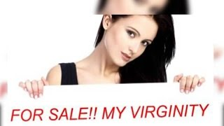 World's Most Expensive Virginity (virginity for sale)