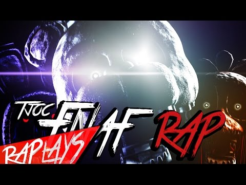 FIVE NIGHTS AT FREDDY´S TJOC:R RAP | KRONNO, ZARCORT & CYCLO | ( Videoclip Oficial )