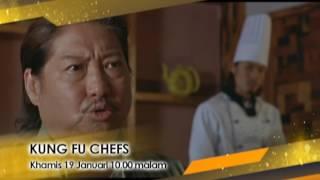 #GoldenDragon - Kung Fu Chefs (19 Januari 2017)