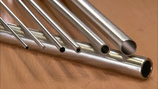 Seamless Stainless Steel Tubes | How It