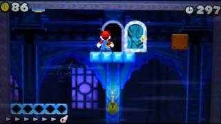 New Super Mario Bros 2 Walkthrough - World M-Ghost House - Part 62