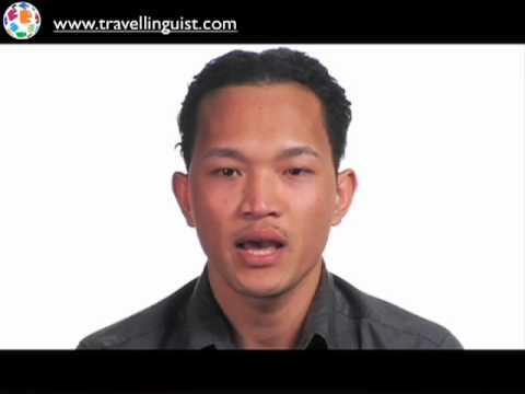 Thai 101 - Greetings - Level Three
