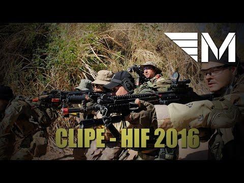 Militia Airsoft - Clipe - HIF 2016