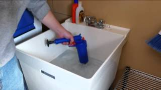 Profi High Pressure Drain Pipe Cleaning System
