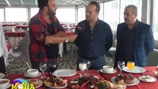 Ravanda otel Mesgen Restaurant 27 Mayıs 2017 Mola Saati Programı