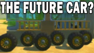 What Is The Future Car?